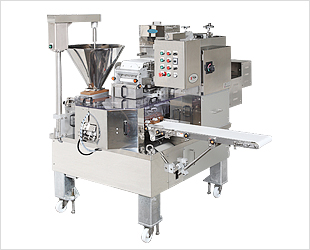 TX-16 Fully-Automated Gyoza-Making Machine: Type supporting uncooked gyoza HACCP supported